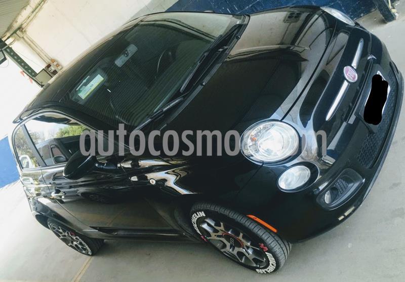FIAT 500 Sport usado (2012) color Negro precio $819.000