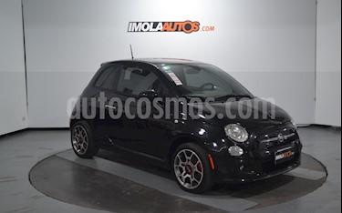 FIAT 500 Sport usado (2013) color Negro precio $480.000