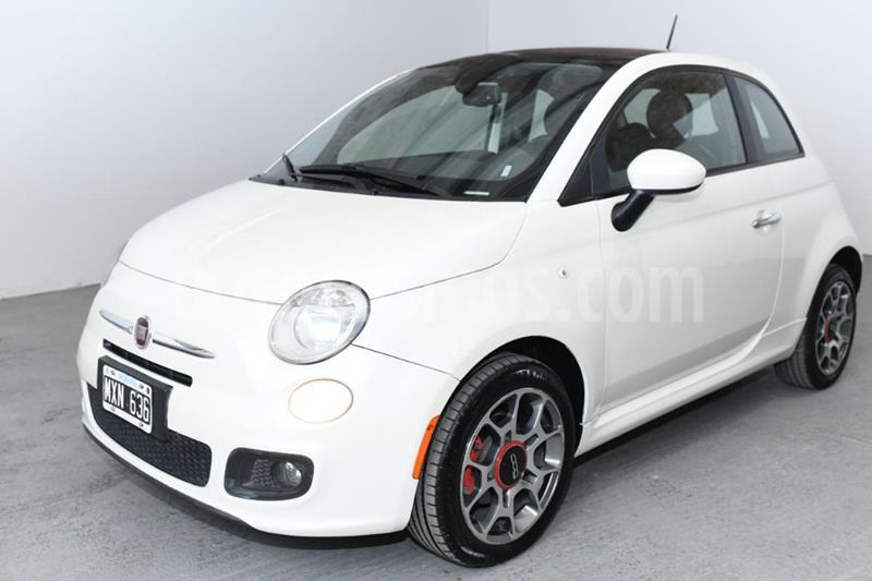 FIAT 500 Sport usado (2013) color Blanco precio $930.000