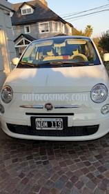 FIAT 500 Cult Fire usado (2013) color Blanco Perla precio $599.000