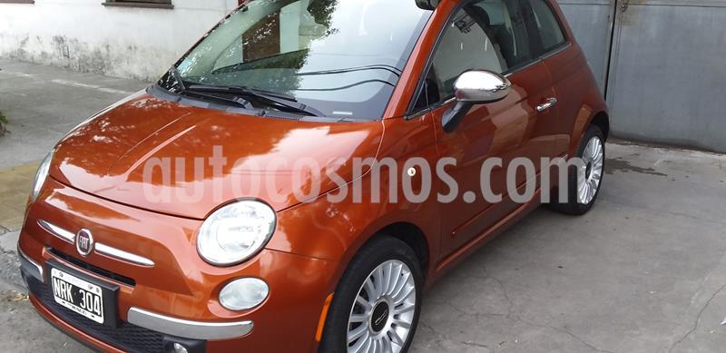 FIAT 500 Lounge Aut usado (2014) color Bronce precio $1.250.000