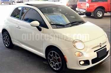 Foto FIAT 500 Sport usado (2013) color Blanco precio $485.000