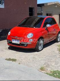 FIAT 500 Lounge Aut usado (2017) color Rojo precio u$s12.500