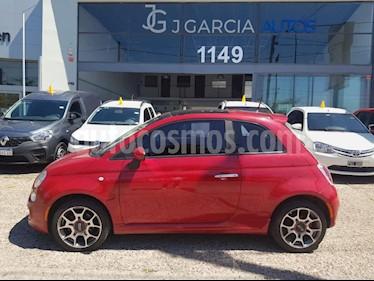 FIAT 500 Sport usado (2012) color Rojo precio $469.000