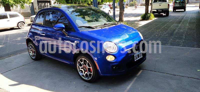 FIAT 500 Sport usado (2012) color Azul precio $970.000
