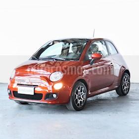 FIAT 500 Sport usado (2013) color Rojo precio $575.000