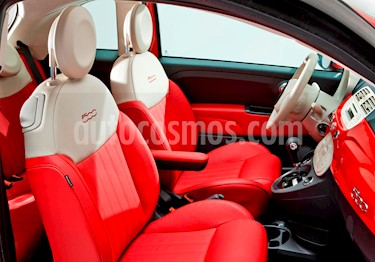 Foto venta Auto nuevo Fiat 500 C Lounge color Blanco precio $861.600