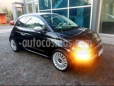 foto FIAT 500 Cabrio Lounge Aut usado (2016) color Negro precio $688.000