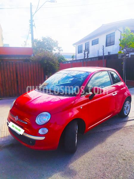 foto FIAT 500 1.2L  usado (2013) color Rojo precio $5.600.000