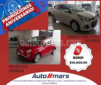 Foto venta Auto usado Fiat 500 Classic (2013) color Rojo precio $145,000