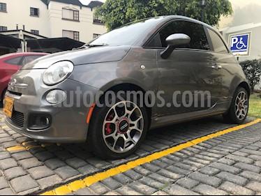 Fiat 500 1.4L Sport usado (2013) color Gris precio $27.000.000