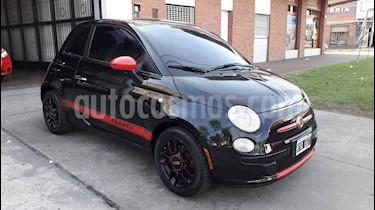 Foto venta Auto usado FIAT 500 Cult (2012) color Negro precio $375.000
