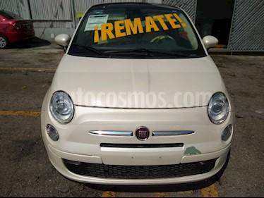 Foto venta Auto usado Fiat 500 Easy (2016) color Blanco precio $205,000