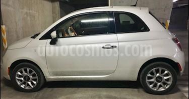 Fiat 500 Easy usado (2016) color Blanco Perla precio $172,000