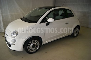 FIAT 500 1.4L  usado (2010) color Blanco Bianchisa precio u$s1.500