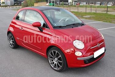 FIAT 500 1.4L  usado (2009) color Rojo precio u$s2.800