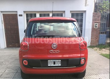 Foto venta Auto usado Fiat 500 L Pop Start (2014) color Rojo precio $495.000