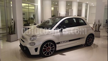 Foto venta Auto usado Fiat 500 Lounge Aut (2019) color Blanco precio $875.000