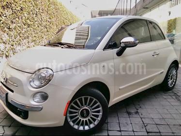 Foto venta Auto usado Fiat 500 Lounge Aut (2016) color Blanco precio $228,000