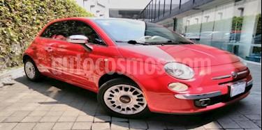 Foto venta Auto usado Fiat 500 Lounge Aut (2014) color Rojo precio $185,000