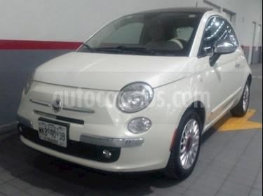 Foto venta Auto usado Fiat 500 Lounge (2012) color Blanco precio $135,000