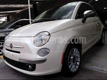 Foto venta Auto usado Fiat 500 Lounge (2017) color Blanco precio $259,900