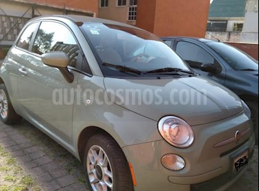 Fiat 500 Pop Aut usado (2013) color Verde precio $130,000