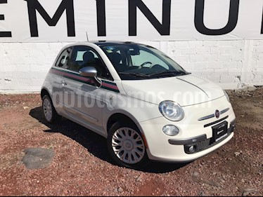 Fiat 500 Gucci usado (2012) color Blanco precio $140,000