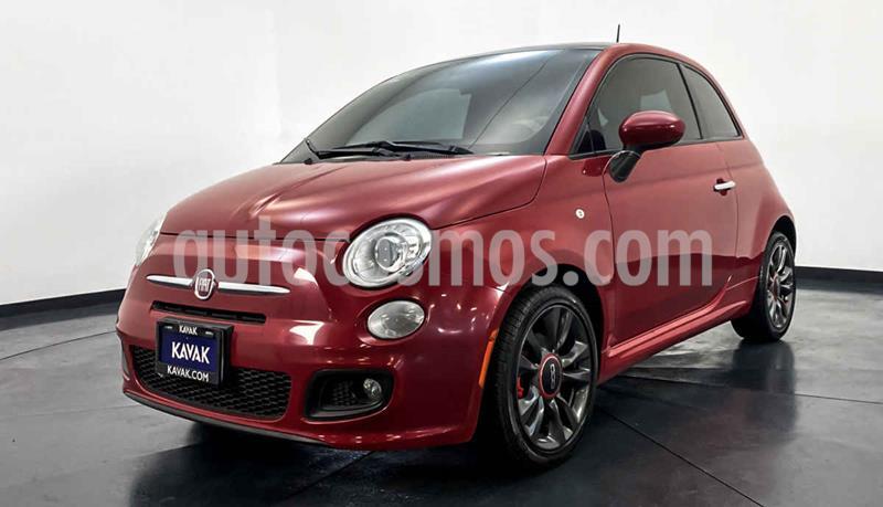 Fiat 500 Easy usado (2016) color Rojo precio $184,999