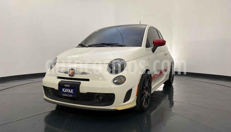 Fiat 500 Abarth usado (2013) color Blanco precio $187,999