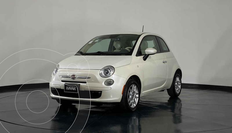 Foto Fiat 500 Pop usado (2014) color Gris precio $137,999