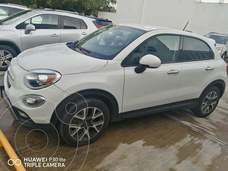 Fiat 500 Sporting Aut usado (2016) color Blanco precio $240,000