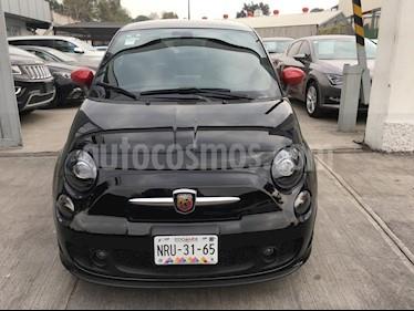 Fiat 500 Abarth usado (2019) color Negro precio $399,000
