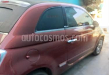 Fiat 500 Sport usado (2014) color Naranja precio $90,000