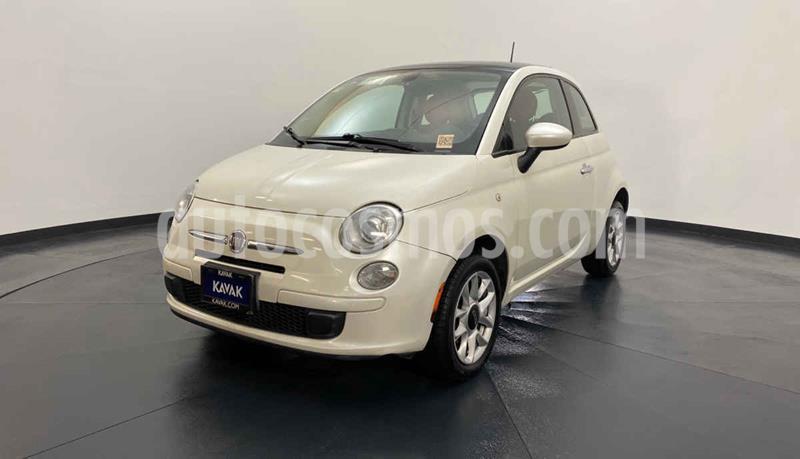 Fiat 500 Easy usado (2016) color Blanco precio $189,999