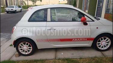 Fiat 500 Pop usado (2012) color Blanco precio $120,000