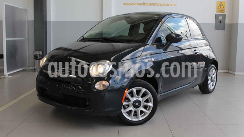 Fiat 500 Easy usado (2016) color Blanco precio $180,000