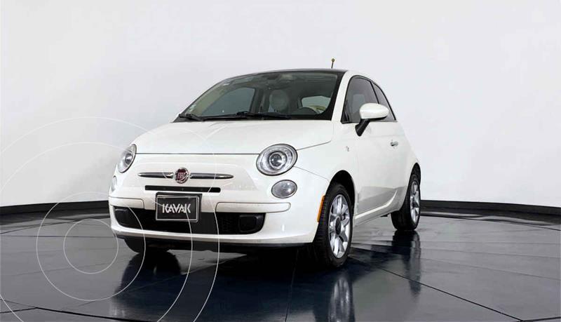 Foto Fiat 500 Easy usado (2016) color Blanco precio $190,999