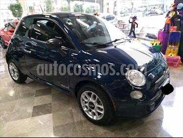 Fiat 500 3P HB POP TM5 RA-15 usado (2014) color Azul precio $135,000