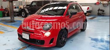 Fiat 500 3P HB ABARTH TURBO 160 HP TM5 PIEL QC RA-17 usado (2017) color Rojo precio $315,000