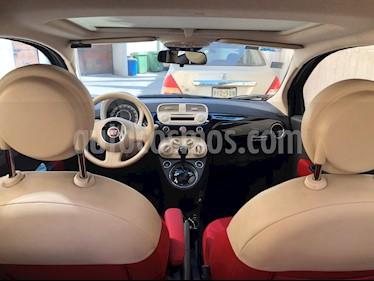 Fiat 500 Trendy Aut usado (2015) color Negro precio $145,000