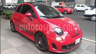 Foto Fiat 500 Abarth Convertible Aut usado (2015) color Rojo precio $249,000