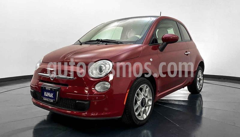 Fiat 500 Easy usado (2016) color Rojo precio $154,999