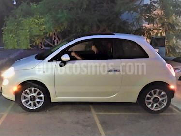 Fiat 500 Easy Aut usado (2016) color Blanco Perla precio $190,000