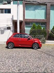 Fiat 500 Sport usado (2013) color Rojo Corsa precio $118,000