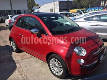 Fiat 500 Lounge usado (2012) color Rojo precio $139,000