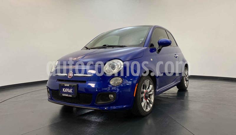 Fiat 500 Gucci usado (2013) color Azul precio $159,999