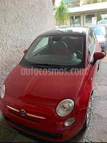 Fiat 500 Trendy Aut usado (2015) color Rojo precio $140,000