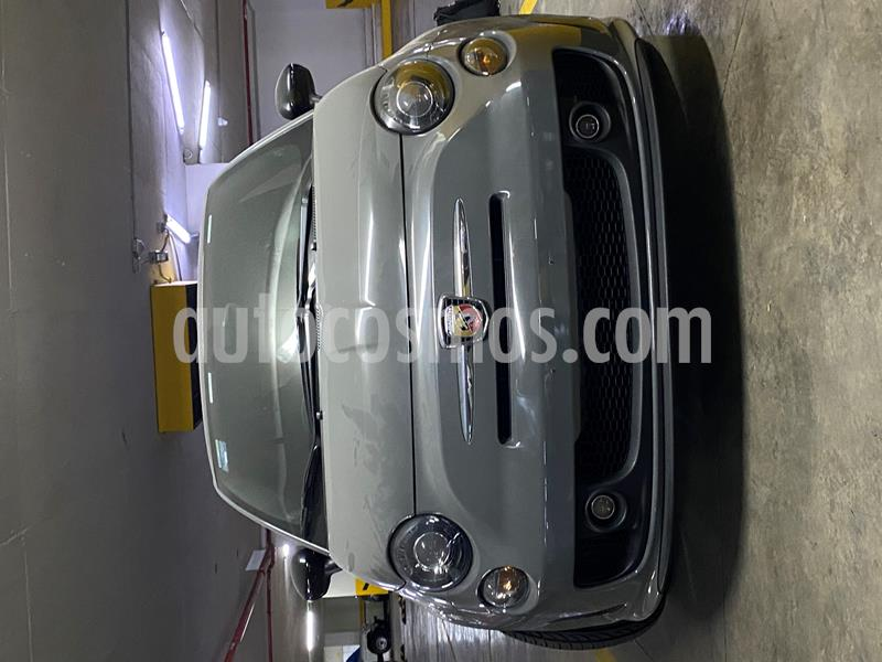 Fiat 500 Abarth usado (2019) color Gris precio $340,000