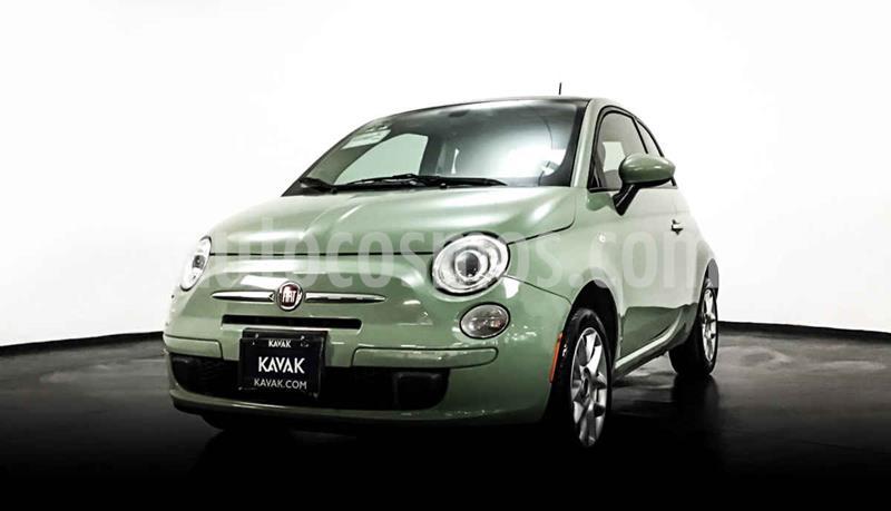 Fiat 500 Easy usado (2016) color Verde precio $187,999